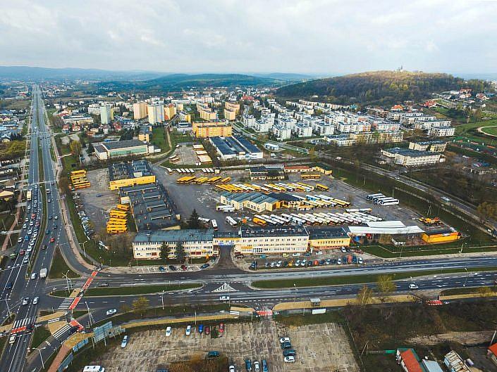 Zajezdnia MPK w Kielcach – 8 kwietnia 2017